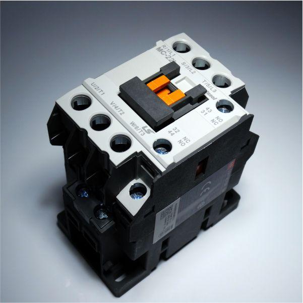 لیست قیمت کنتاکتور LS (متاسل) - بوبین AC