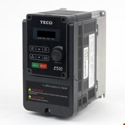 اینورتر تکو 3.7KW - 5HP ورودی تکفاز E510-205-H1