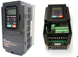 اینورتر تکو 375KW -500HP ورودی سه فازA510-4500-H3F