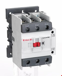 کنتاکتور Himel سری HDC6 با جریان 95 امپر 220VAC
