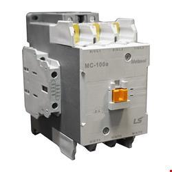 کنتاکتور LS مدل MC-100a بوبین 220VAC