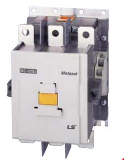 کنتاکتور LS مدل MC 225a بوبین 240-100 AC/DC