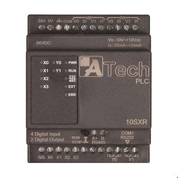 پی ال سی ایرانی ATeck مدل 10SXR