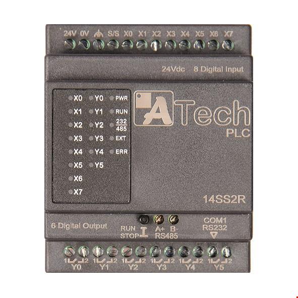 پی ال سی ایرانی ATeck مدل 14SS2R